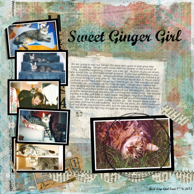 Sweet GingerGirl
