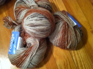 yarn to afghan